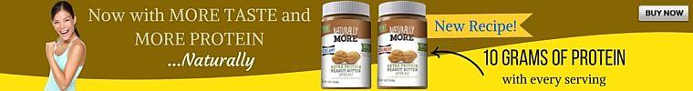 All Natural Roasted Almond Butter with Probiotics for your healthy day!