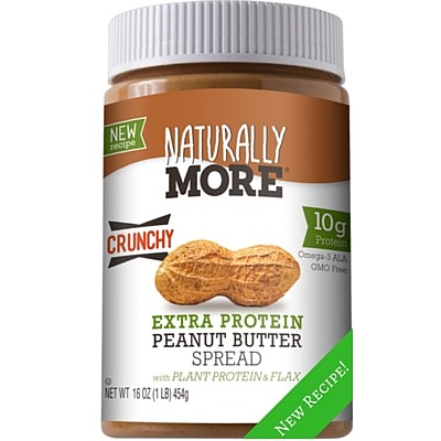 New Natural Crunchy Peanut Butter Recipe