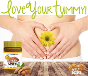 Natural Almond Butter with Probiotics