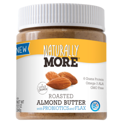 All Natural Roasted Almond butter 12oz